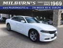 Used 2016 Dodge Charger SXT for sale in Guelph, ON