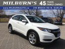 Used 2016 Honda HR-V LX for sale in Guelph, ON