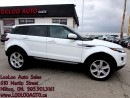 Used 2012 Land Rover Range Rover Evoque Pure Plus PKG AWD NAVIGATION CAMERA CERTIF for sale in Milton, ON