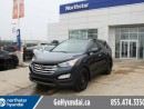 Used 2013 Hyundai Santa Fe Sport 2.0T SE 2 Sets Of Tires Leather Roof for sale in Edmonton, AB