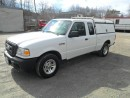 Used 2011 Ford Ranger XL Super Cab for sale in Beaverton, ON