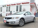 Used 2010 Honda Civic Si - Sunroof - Alloys - Only 62Km!!! for sale in Mississauga, ON