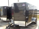 New 2017 US Cargo Utility Trailer Enclosed 6x12 + 18