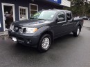 Used 2015 Nissan Frontier SV CREW CAB for sale in Parksville, BC