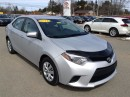 Used 2014 Toyota Corolla LE CVT - Air, Power Options! for sale in Kentville, NS