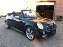 Used 2005 MINI Cooper Convertible S - SAFETY&E-TESTED - ONE OWNER for sale in Cambridge, ON
