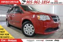 Used 2014 Dodge Grand Caravan CVP| DUAL CLIMATE| TINTED GLASS| TAILGATE SEATS| for sale in Mississauga, ON