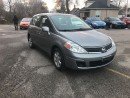 Used 2009 Nissan Versa ONE OWNER -SAFETY & WARRANTY INCL for sale in Cambridge, ON
