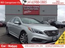 Used 2015 Hyundai Sonata Sport | LEATHER | PANO ROOF | BACK UP CAM | for sale in Georgetown, ON