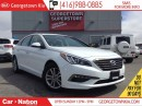 Used 2017 Hyundai Sonata GLS | SUNROOF | BACK UP CAMERA | BLIND SPOT | for sale in Georgetown, ON