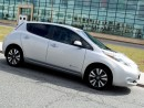 Used 2014 Nissan Leaf SL|NAVI|360 CAMERA|LEATHER|BOSE STEREO for sale in Scarborough, ON