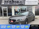 Used 2015 Mazda MAZDA3 GT ** Navigation, Bluetooth, Backup Camera ** for sale in Bowmanville, ON