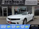 Used 2011 Chevrolet Camaro 2LT ** Leather, Bluetooth, Automatic ** for sale in Bowmanville, ON