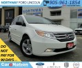 Used 2013 Honda Odyssey Touring | DVD | NAV | SUN ROOF | LEATHER | for sale in Brantford, ON