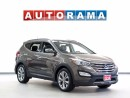 Used 2014 Hyundai Santa Fe LIMITED NAVIGATION LEATHER PANORAMIC SUNROOF 4WD for sale in North York, ON