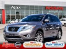 Used 2013 Nissan Pathfinder SV*Ajax Nissan Original*Accident Free* for sale in Ajax, ON