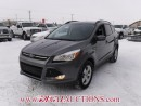 Used 2014 Ford ESCAPE SE 4D UTILITY 4WD 2.0L for sale in Calgary, AB