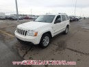 Used 2008 Jeep GRAND CHEROKEE LAREDO 4D UTILITY 4WD 3.0L for sale in Calgary, AB