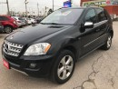 Used 2010 Mercedes-Benz ML 350 BlueTEC - DIESEL - SAFETY & WARRANTY INCL for sale in Cambridge, ON