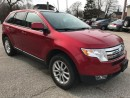 Used 2010 Ford Edge LTD - NO ACCIDENT - SAFETY & WARRANTY INCL for sale in Cambridge, ON
