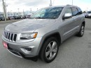 Used 2014 Jeep Grand Cherokee Limited for sale in Langley, BC