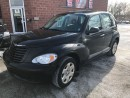 Used 2008 Chrysler PT Cruiser NO ACCIDENT - SAFETY & WARRANTY INCL for sale in Cambridge, ON