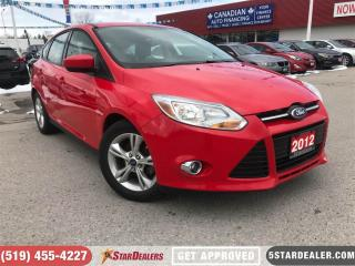 Used 2012 Ford Focus SE | CAR LOANS FOR ALL CREDIT SITUATIONS for sale in London, ON