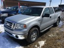 Used 2008 Ford F-150 XLT SUPERCAB 4WD for sale in Stettler, AB