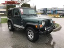 Used 2000 Jeep TJ Sport for sale in Richmond, BC