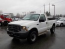 Used 2002 Ford F-350 Regular Cab XL Regular Cab Long Box 4WD with Power Tailgate for sale in Burnaby, BC