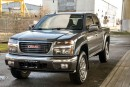 Used 2009 GMC Canyon SLE  LANGLEY LOCATION 604-434-8105 for sale in Langley, BC