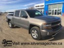 New 2017 Chevrolet Silverado Z71 1500 4WD LT Crew True North Edition for sale in Shaunavon, SK