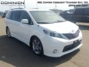 Used 2014 Toyota Sienna SE 8 Passenger for sale in Thunder Bay, ON