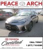 Used 2017 Toyota Corolla SE-LEATHER/BACKUPCAM/SUNROOF for sale in Surrey, BC