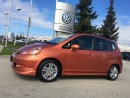 Used 2007 Honda Fit Hatchback Sport at for sale in Surrey, BC