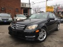 Used 2013 Mercedes-Benz C-Class C 300 4MATIC,Leather,Sunroof,HtdSeats,Bluetooth&MB for sale in York, ON
