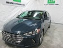 Used 2017 Hyundai Elantra Limited for sale in Richmond, ON