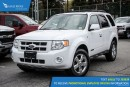 Used 2008 Ford Escape Limited Sunroof, Heated Seats, and Satellite Radio for sale in Port Coquitlam, BC