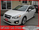 Used 2014 Subaru Impreza LIMITED AWD NAVIGATION LEATHER SUNROOF for sale in Toronto, ON