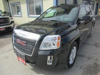 Used 2014 GMC Terrain LOADED SLT MODEL 5 PASSENGER 2.4L - ECO-TEC.. LEATHER.. HEATED SEATS.. BACK-UP CAMERA.. for sale in Bradford, ON