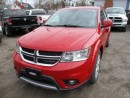 Used 2013 Dodge Journey LOADED R/T EDITION 5 PASSENGER 3.6L - DOHC ENGINE.. AWD.. TOUCH SCREEN DISPLAY.. DVD.. BLUETOOTH.. NAVIGATION.. KEYLESS ENTRY & START.. REMOTE START.. for sale in Bradford, ON