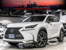 Used 2016 Lexus NX 200t F-SPORT|NAVI|BLINDSPOT|REAR CAMERA|LOADED for sale in North York, ON