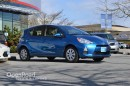 Used 2014 Toyota Prius c 5dr Hatchback Hybrid, Bluetooth, Power Windows, Steering Wheel Audio Controls for sale in Richmond, BC