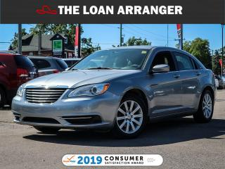 Used 2013 Chrysler 200 for sale in Barrie, ON