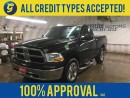 Used 2011 Dodge Ram 1500 4WD*HEMI*TONNEAU COVER*PLASTIC BED LINER*SIDE STEPS*CHROME RIMS*HITCH RECEIVER w/PIN CONNECTOR* for sale in Cambridge, ON