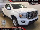 New 2017 GMC Canyon 4WD SLE-Convenience Package-8 Inch Colour Touch Screen for sale in Lethbridge, AB