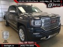 New 2017 GMC Sierra 1500 Denali-6.2L V8, Android?Apple Carplay, Sunroof, Heated/Cooled Leather for sale in Lethbridge, AB