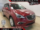 New 2017 Buick Envision Essence-AWD, Start/Stop technology, Heated Leather, Navigation for sale in Lethbridge, AB