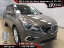 New 2017 Buick Envision Premium I-Start/Stop technology, Heated Leather, Onstar 4G LTE wifi for sale in Lethbridge, AB
