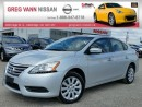 Used 2014 Nissan Sentra SV w/keyless,cruise,bluetooth,sirius/xm radio for sale in Cambridge, ON
